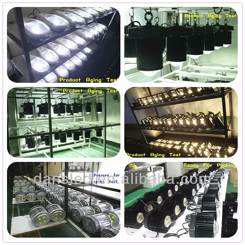 Professional production Alumimum SMD3030 100w IP65 led high bay light