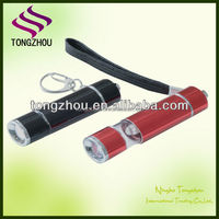 Hot selling led flashlight mini torch key chain