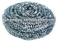 stainless steel wire scourer cleaning product