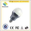 9W 12W led lamp bulb housing