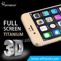 0.3mm 9h Hardness Full Cover Tempered Glass Screen Protector for iPhone 6s