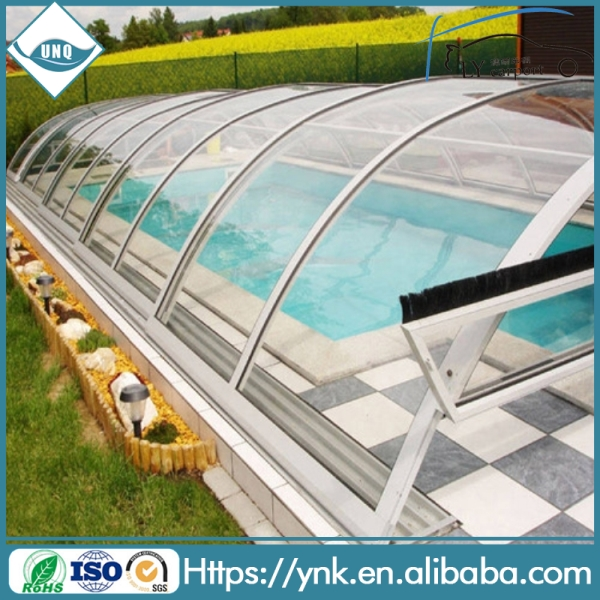 Commercial Cheap Inflatable Swimming Pool With Cover Inflatable Tent For Sale