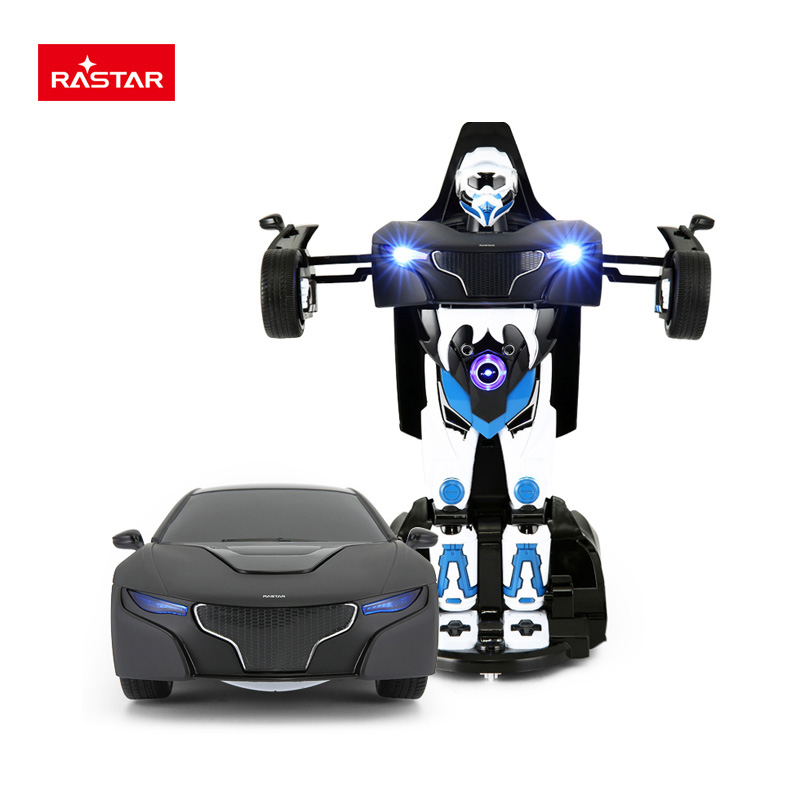 Rastar toys and hobbies toy vehicle rc car transform robot