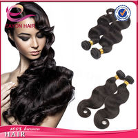 New product of 2014 cheap wholesale body wave real virgin brazilian italian weave human hair extension
