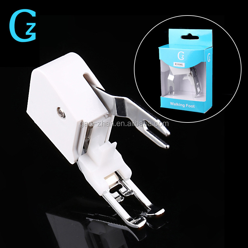 Household Sewing Machine Parts Presser Foot R1000L / 5mm Walking foot, Low Shank