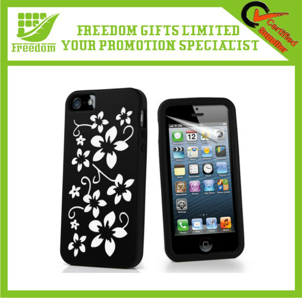 Customized Silicone Cell Phone Cover