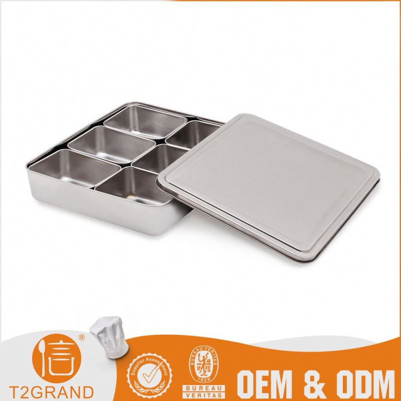 Large Metal Stainless Steel Rectangular Container Self Storage