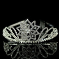Fashion jewelry wedding tiara Rhinestone Pageant crown hair accessories