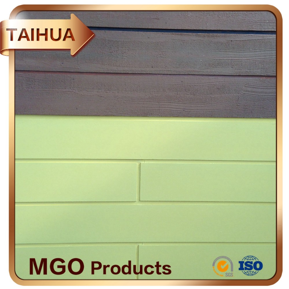 Green Building Material Glass Magnesite Board