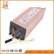 100W Constant Current Led Driver 3000MA, SMD IC waterproof electronic led driver