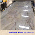 Elegant Florance grey marble slab For Hotel