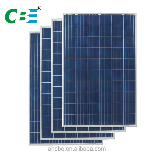 60 cell Polycrystalline silicon material 250w solar modules pv panel