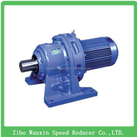 XB series sumitomo style's cyclo gear reducer electric motor with reduction gear electric motor 10kw
