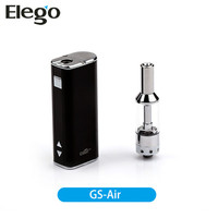 new electronic cigarette GS air vaporizer vapor device Elego wholesaler in stock
