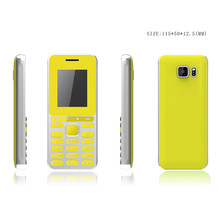 Low Price 1.77inch Dual Sim BL-4C Big Battery Small Feature Mobile Phone M1