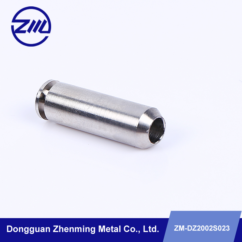 cnc electronic cigarettes components stainless steel smoking pipe fittings