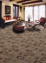popular commercial 10% wool sound proof fireproof carpet