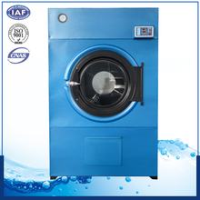 hotel laundry industrial cloth dryer machine price