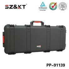waterproof plastic pistol case