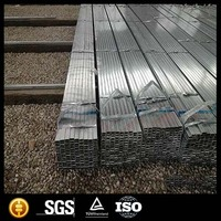NEW Product! Steel Pipe / 50mm*50mm Black Steel Pipe/ Square/ Steel Pipe made in China