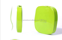W800 Double USB power bank with competitive price polymer lepow power bank for Sumsung HTC