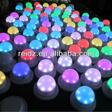 led lights for crafts led magnetic battery operated lights led stage lights waterpoof IP68 remote control