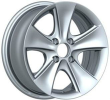 ZW-P925 14, 15 inch alloy wheel with pcd 108, hign quality alloy wheels made in china