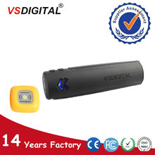 USB Transmit Rechargeable Rubber Shell V1 Kingguard RFID Portable Smart Guard Tour Clocking System