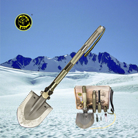 Jeep Tools Off Road Adventure Multi function Shovel With More Than 10 Functions