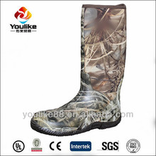 YL8080 High Quality Camo Women Neoprene Hunting Boots