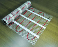 electric heating mat with temperature control thermostat 16A
