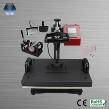 Digital 5IN1 Combo Heat Press Machine