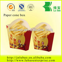 Vinegar Potato Chips Cups/Cone Suppliers