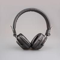 Hot brand bluetooth headphone video wireless bluetooth stereo headset