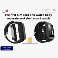 Made in China BT4.0 for best cell phone watch