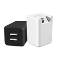 Competitive Price 1-port 5V/2.1A Portable Travel USB Wall Chargers for Smart Cell phone/tablets