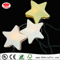 Star shaped Christmas and Halloween lantern