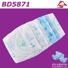 High Quality Competitive Price Disposable Turkish Baby Diaper Manufacturer from China