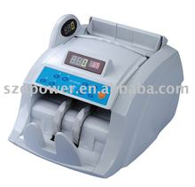 Double Power brand electronic money counter and detector with multi-function