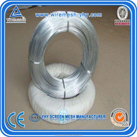 hot dipped galvanized steel wire rod coils