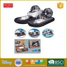 High quality speed Double cushion R/C Hovercraft combat Boat ship toys for sale boy toys