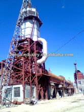 High efficient energy saving vertical shaft lime kiln 100TPD~1000TPD
