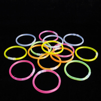 wholesale custom LOGO colorful led light foam glow sticks in bulk
