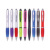 Stock item classic promotion plastic touch screen stylus pen with custom logo