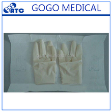 S,M,L,XL Powder Free Disposable Latex Surgical Examination Gloves Surgery Gloves