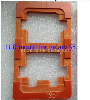 New Fix LCD mould for Samsung S5 Screen Renew Mold, Glass Change Holder LCD Mould for S5