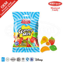 5163 MMF Gummy Mix Fruit Jelly Candy