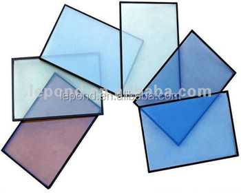 Insulated/Insulating Glass price,insulated low-e glass