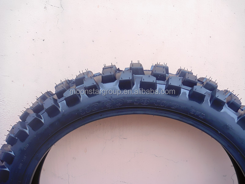 motorcycle tyre and tube 110 90 18