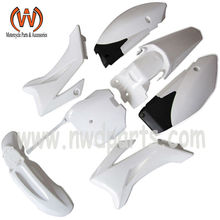Motorcycle Plastic Cover Fairing kits for YAMAHA TTR110